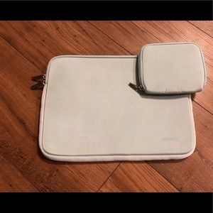 Laptop Sleeve and Accessory Bag